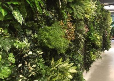 Interieurbeplanting kunstplanten