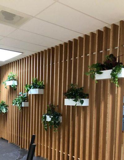 Hanging multivorm rechthoekige planter