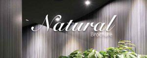 natural brochure